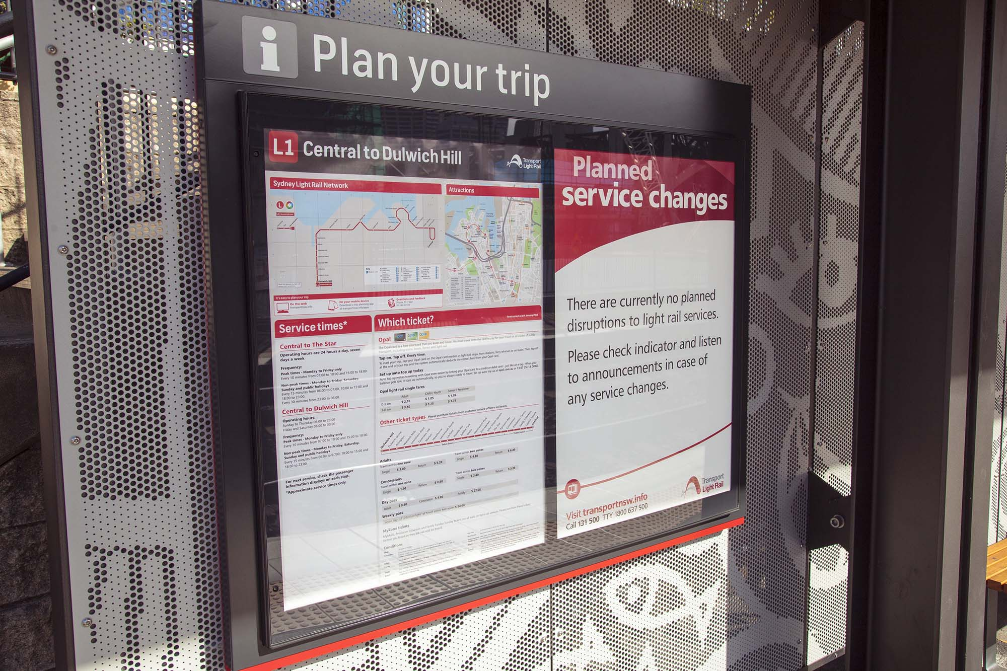 Plan   transportnsw info