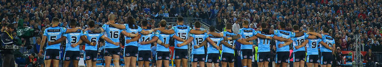 State of Origin Game 2 - Hero 2018