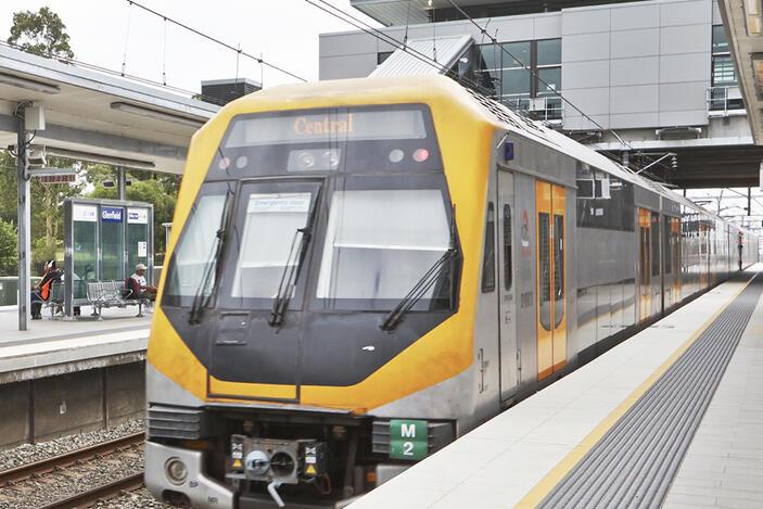 Train   transportnsw.info