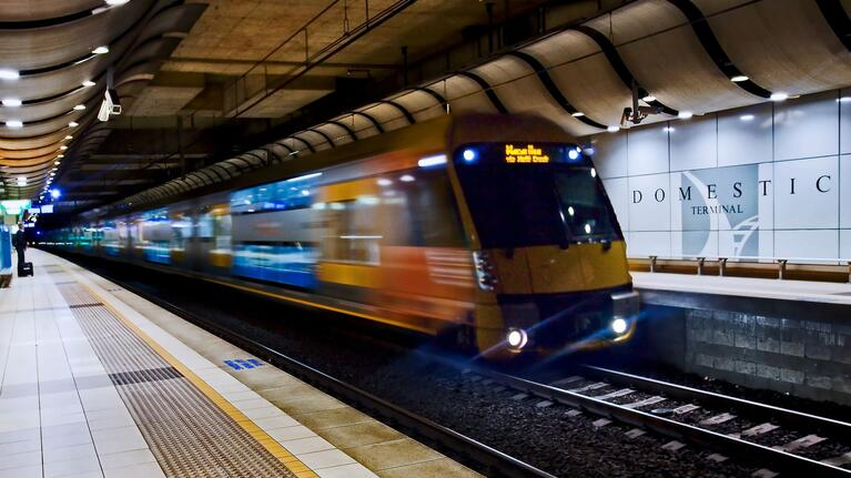 Getting to and from Sydney Airport | transportnsw.info on sydney australia downtown map, sydney international airport terminal map, sydney australia beach map, sydney australia hotel map, sydney new south wales australia map,