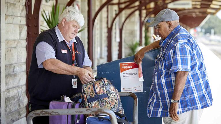 Luggage on NSW TrainLink services | transportnsw info