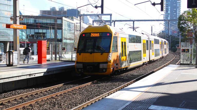 Changes At Parramatta Station Transportnsw Info