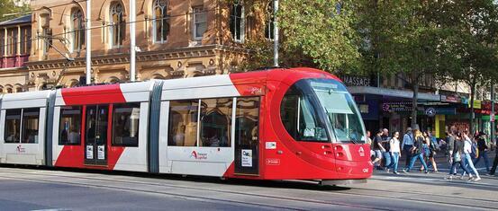 Light rail transportnswinfo