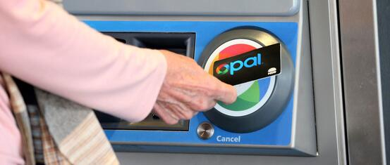 Opal options on your mobile device | transportnsw info