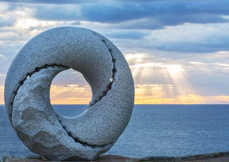 Sculpture by the Sea index