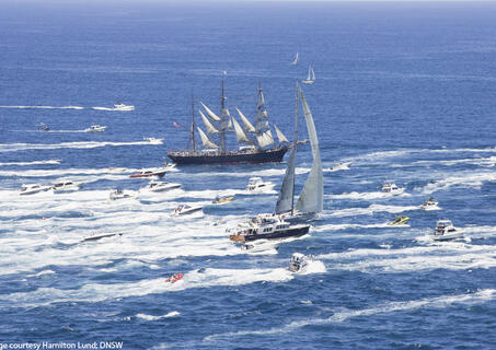 Sydney to Hobart - index